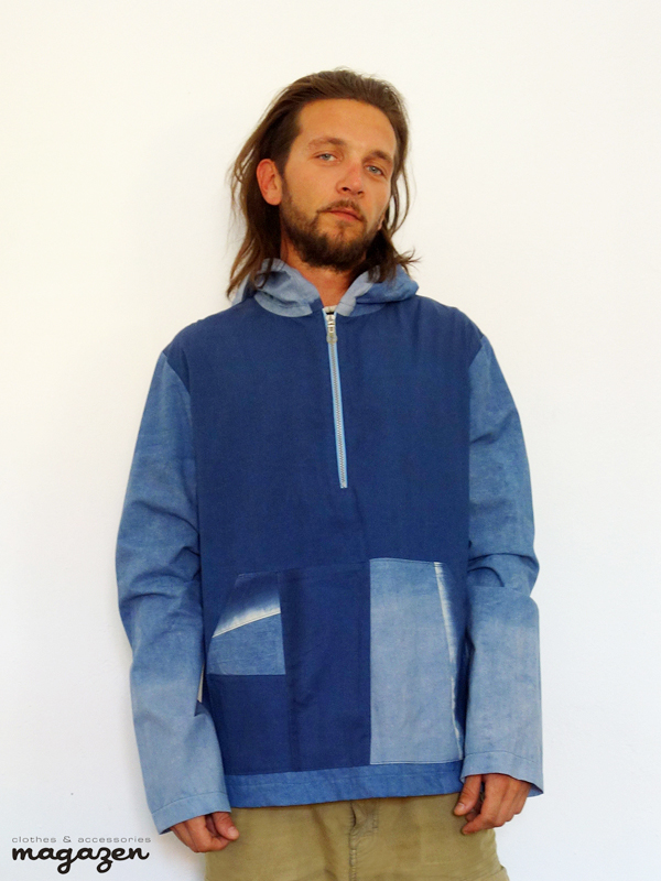 Blu Shirt