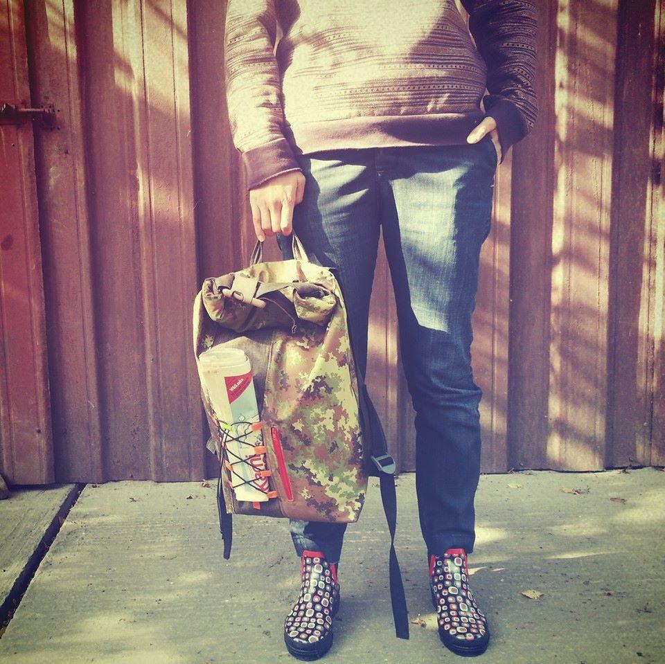 Funky Fresh Backpack