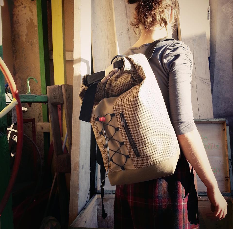 Silvia's Backpack