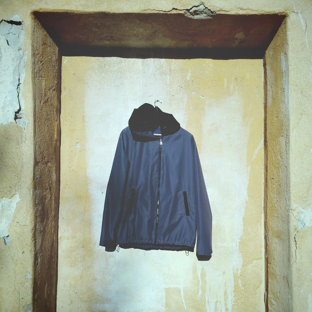 Reversible hoodie